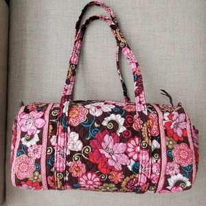 Vera Bradley Mod Floral Duffle Bag